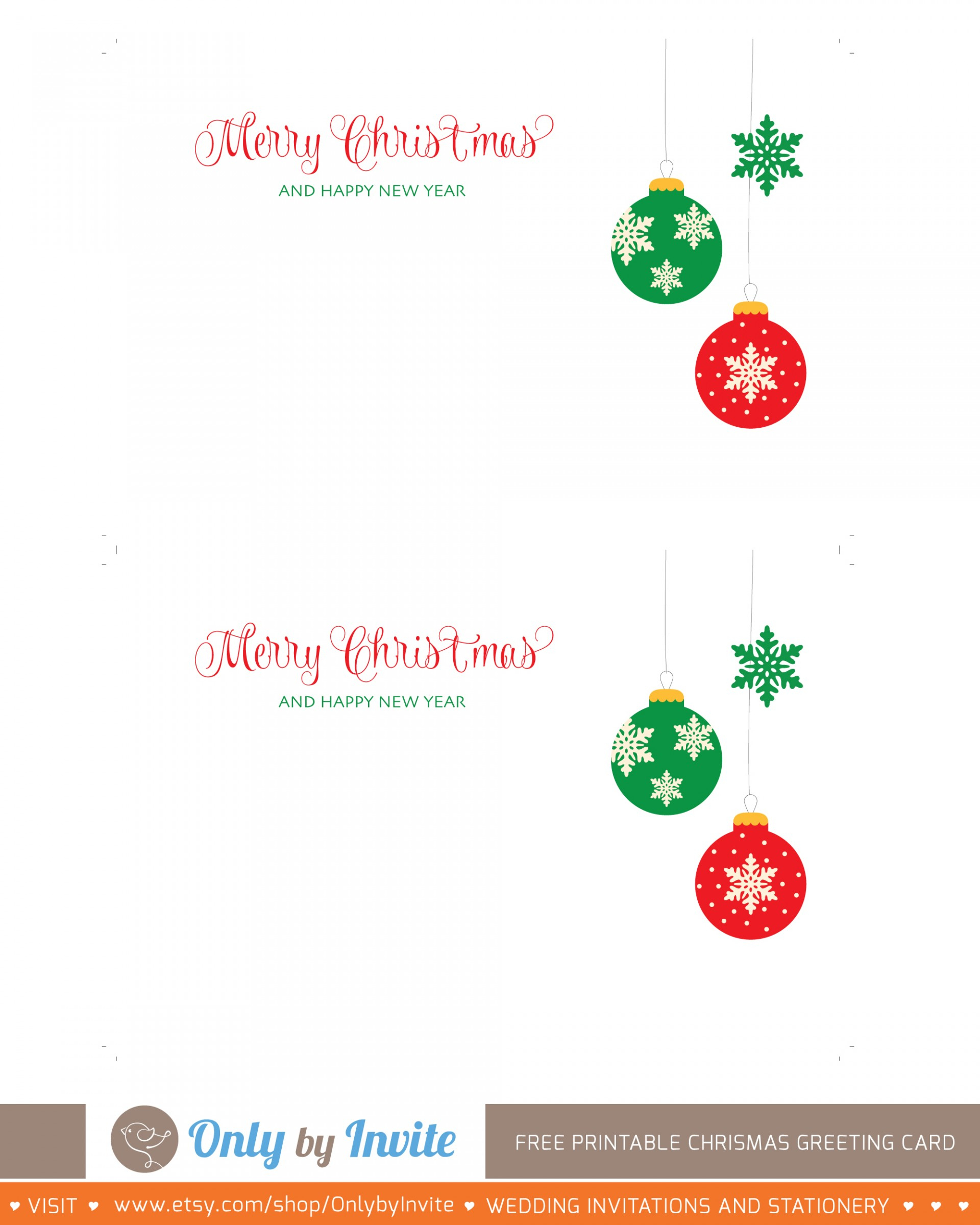 001 Printable Greetings Cards Templates Free Christmas Greeting Card - Free Printable Happy Holidays Greeting Cards