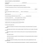 001 Template Ideas Standard Residential Lease Agreement Form   Free Printable Lease Agreement Forms