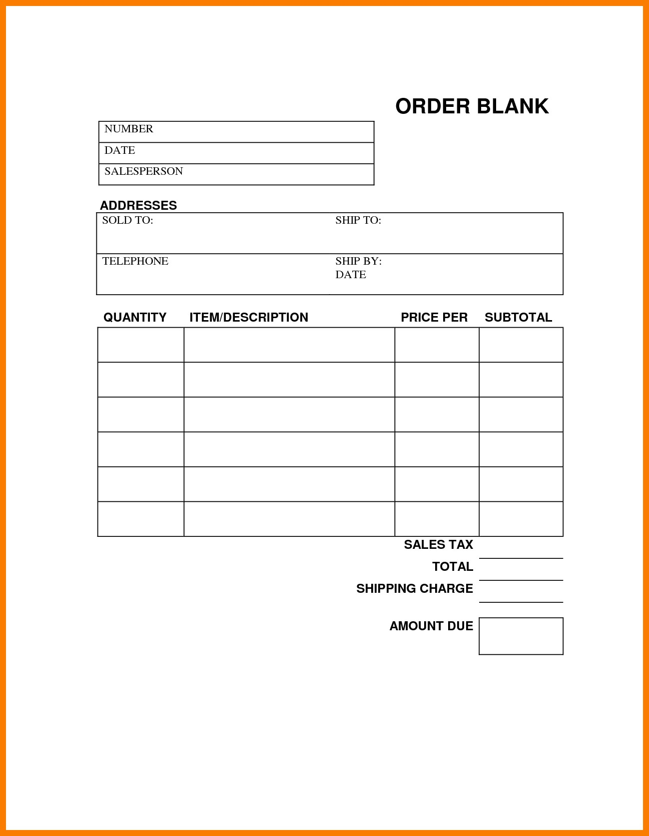 002 Free Printable Work Order Template Ideas Maintenance Forms Blank - Free Printable Forms