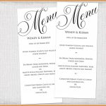 002 Template Ideas Dinner Party Menu 8 Best Images Of Printable   Free Printable Dinner Party Menu Template