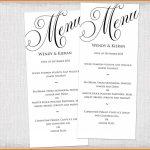 002 Template Ideas Dinner Party Menu 8 Best Images Of Printable   Free Printable Dinner Party Menu Template