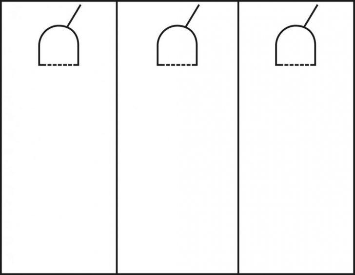 Halloween Door Hangers Free Printable