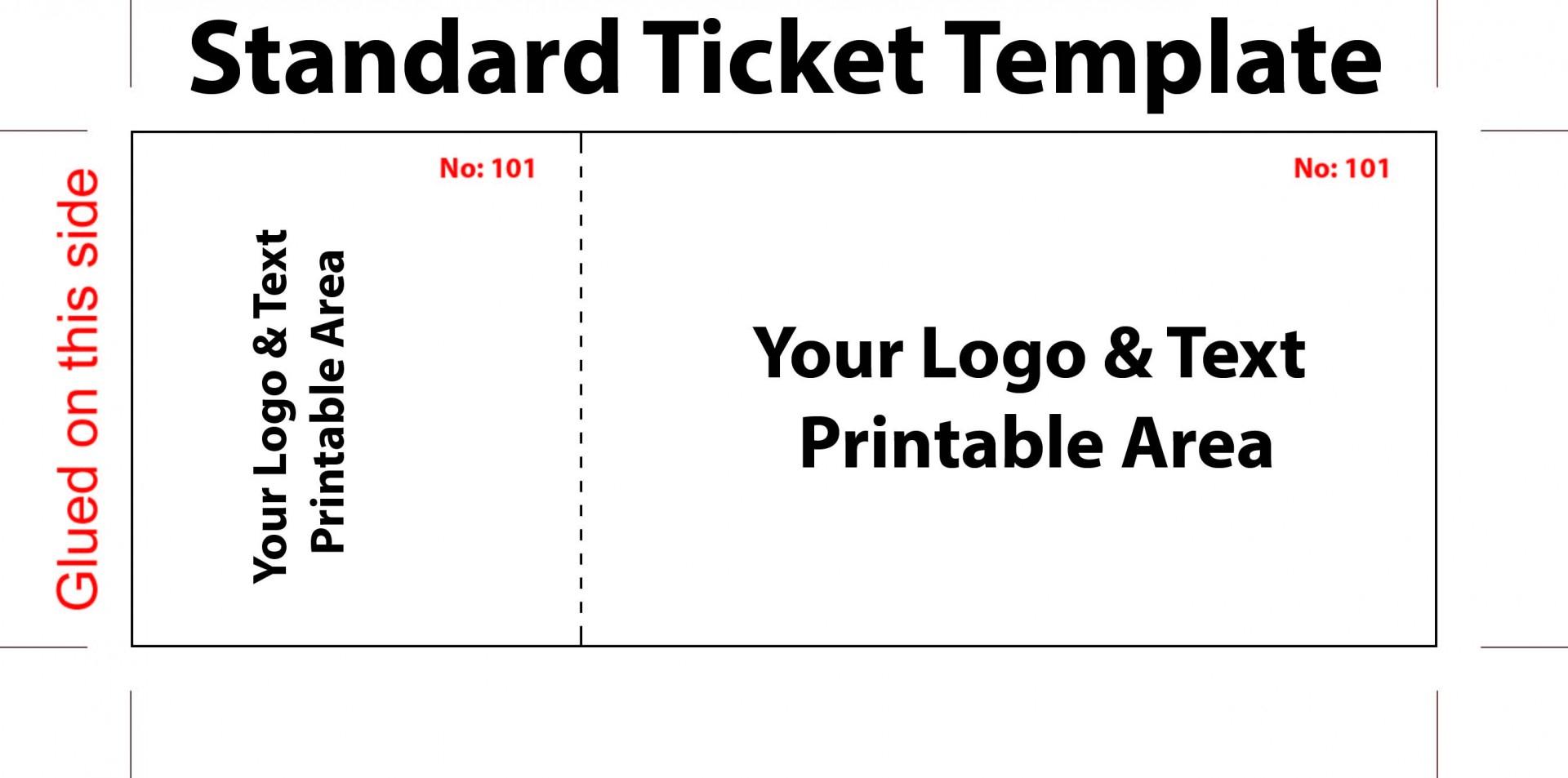 004 Ticket Invitation Template Free Ideas Movie ~ Ulyssesroom - Make Your Own Tickets Free Printable