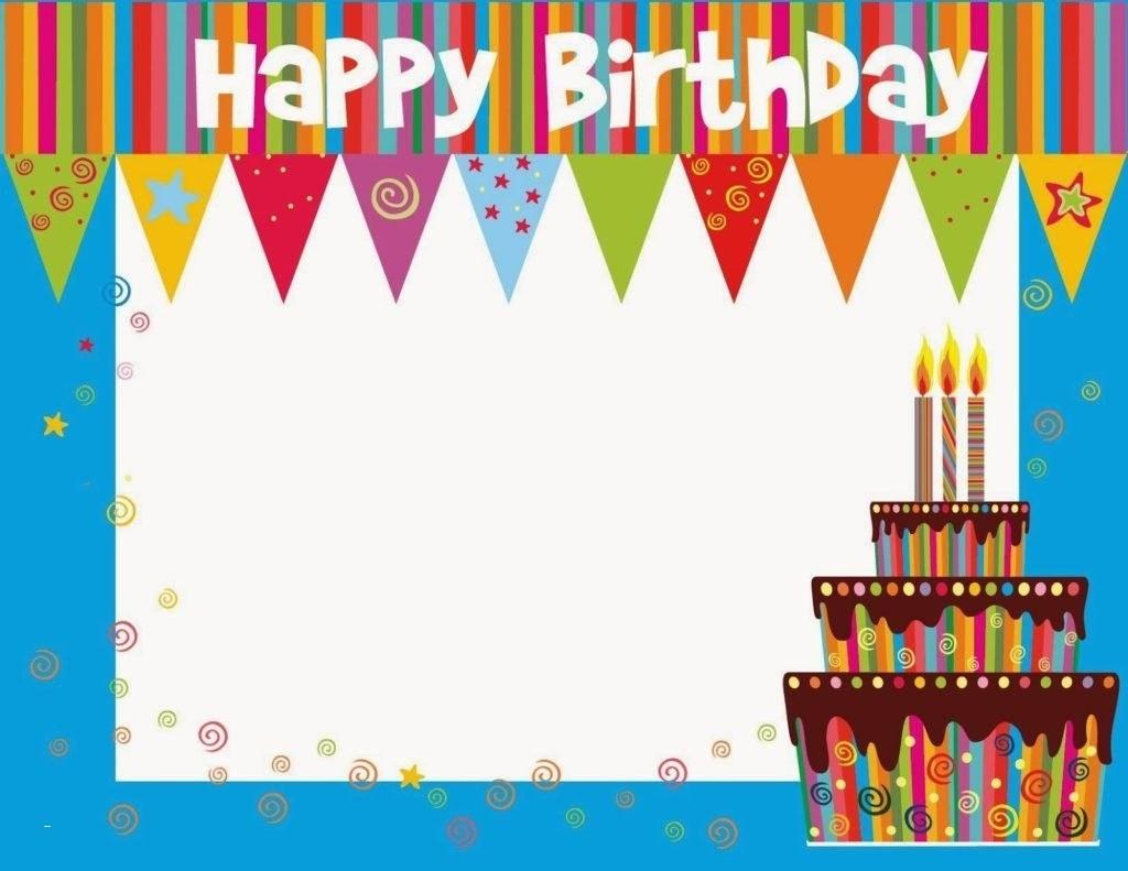 006 Printable Greeting Cards Online Elegant Free Birthday With Card - Free Online Printable Birthday Cards