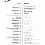 006 Template Ideas Free Printable Restaurant Menu ~ Ulyssesroom   Free Printable Restaurant Menu Templates