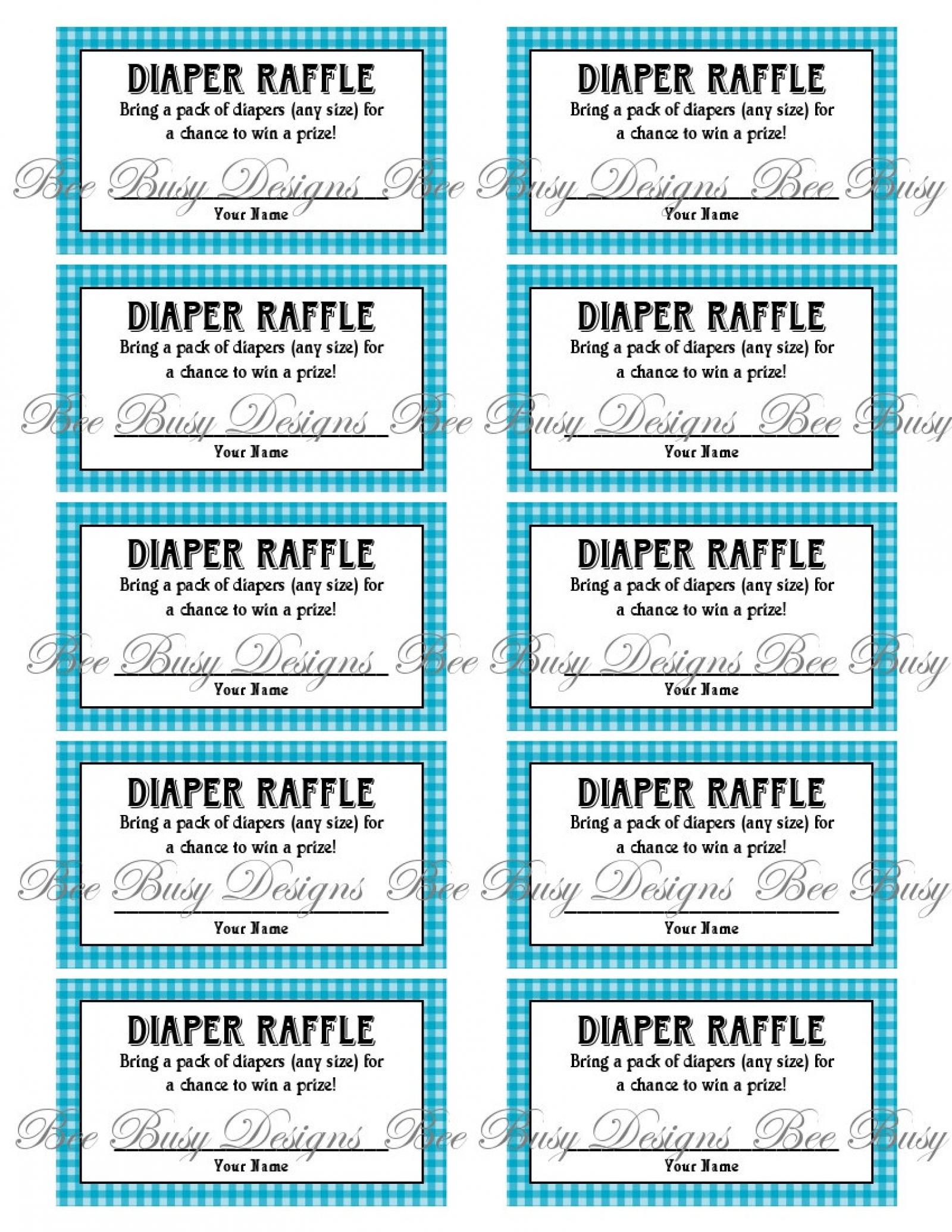 006 Template Ideas P Diaper Raffle ~ Ulyssesroom - Diaper Raffle Template Free Printable