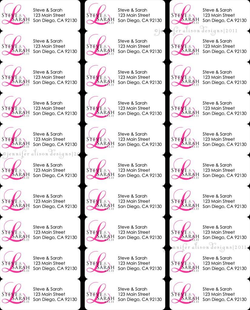 007 Free Return Address Label Templates Template Ideas Avery Labels - Free Printable Return Address Labels