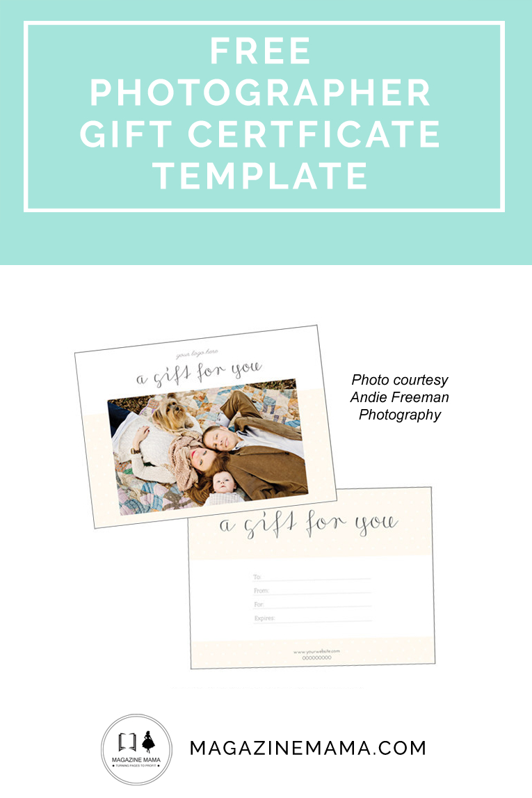 007 Photography Gift Certificate Template Free Create Certificates - Free Printable Photography Gift Certificate Template