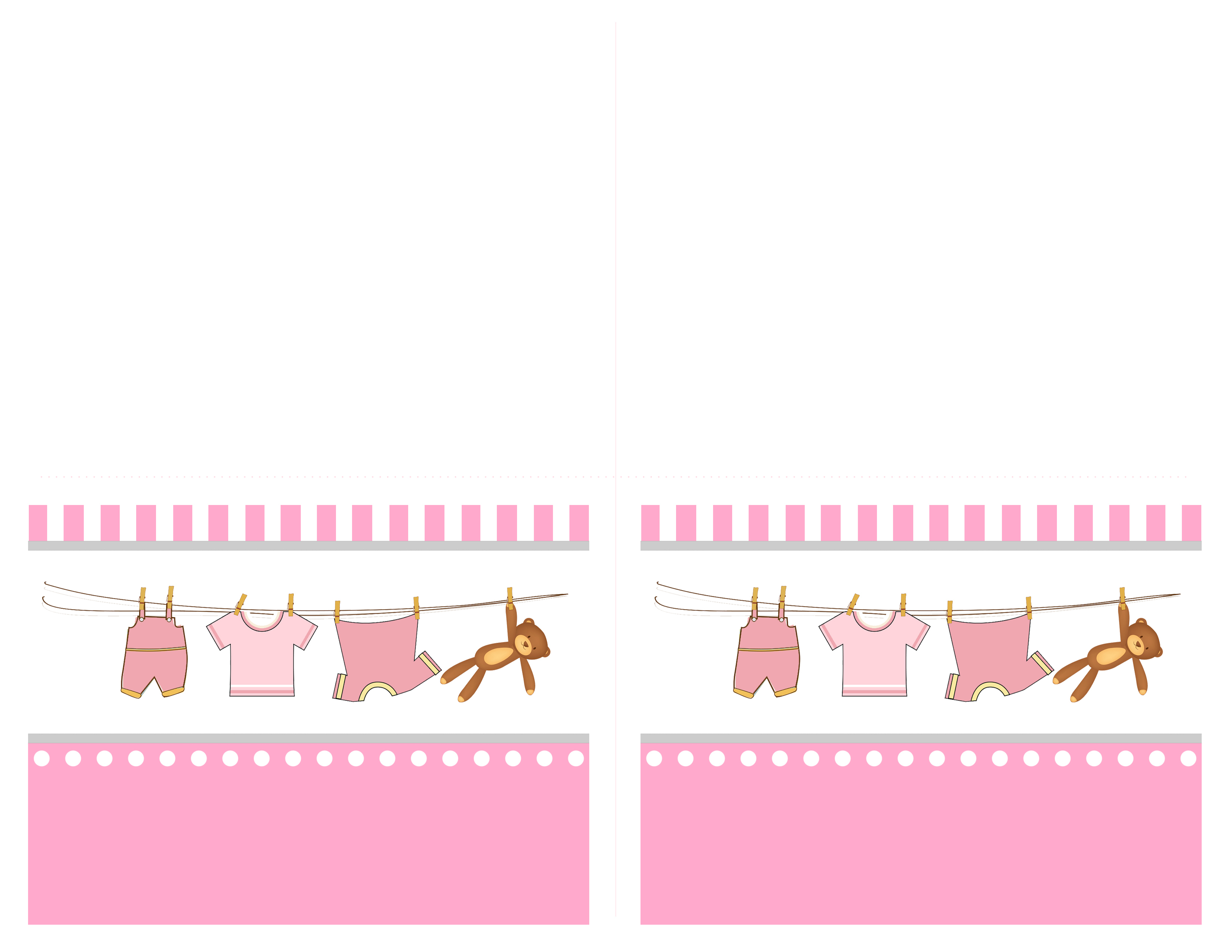008 Free Printable Baby Shower Cards Card Templates Template - Free Printable Baby Registry Cards