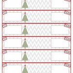 009 Address Labels Template Free Ideas Printable Christmas Happy   Free Printable Christmas Return Address Label Template