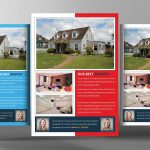 010 Real Estate Flyers Templates Mockups 04   Free Printable Real Estate Flyer Templates