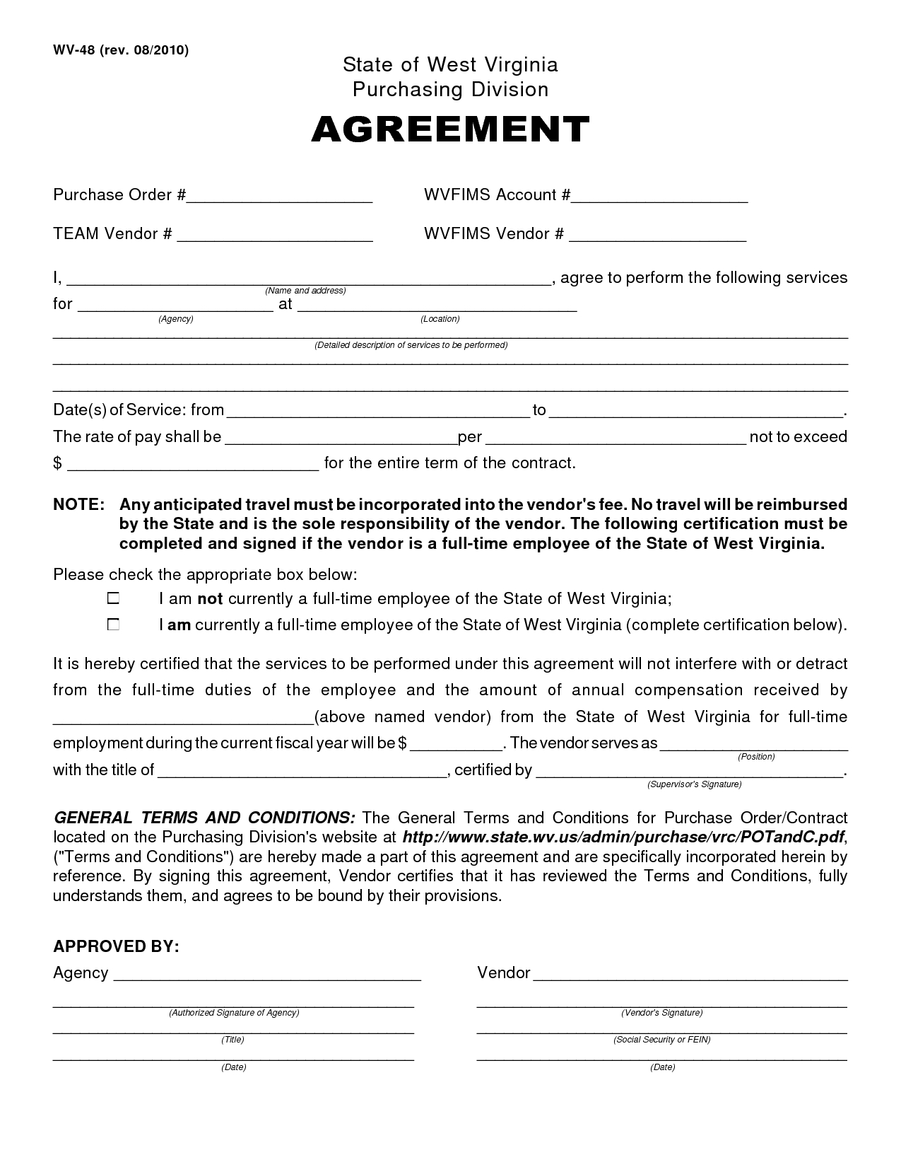 010 Template Ideas Real Estate Purchase Agreement Contract 104584 - Free Printable Real Estate Contracts