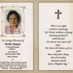011 Free Printable Funeral Prayer Card Template Memorial Cards Of On   Free Printable Funeral Prayer Card Template