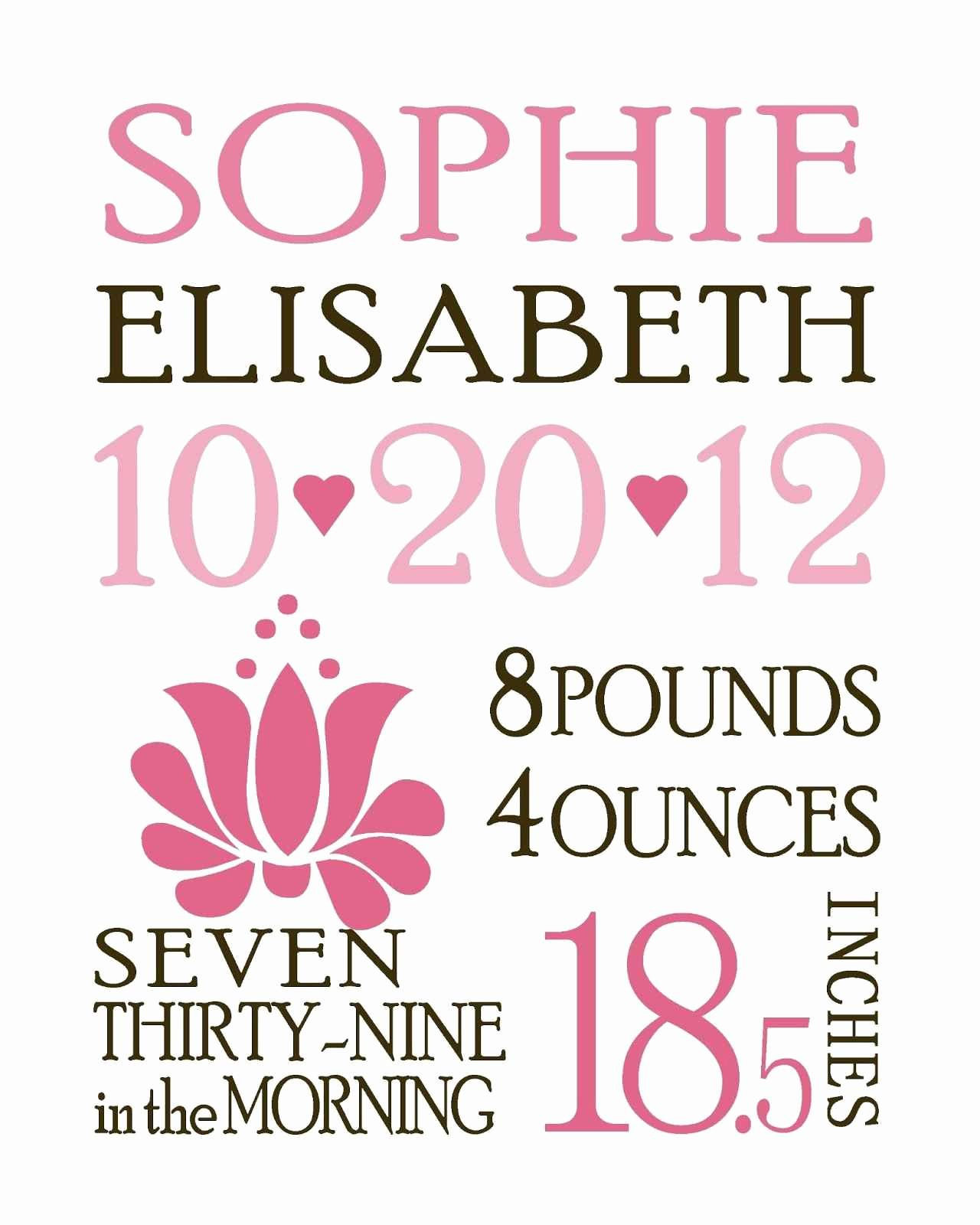 012 Free Birth Announcements Templates Template Ideas Baby - Free Printable Baby Announcement Templates