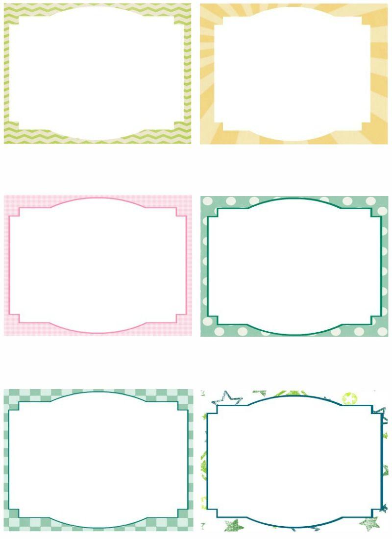 012 Templateeas Free Index Card Amazing Student ~ Ulyssesroom - Free Printable Index Cards