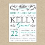 013 Free Bridal Shower Invitation Templates Printable Invitations   Free Printable Bridal Shower Invitations Templates
