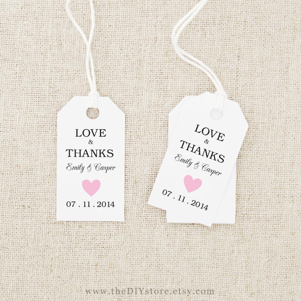 014 Wedding Favor Tag Templates Free Printable Gift Tags 44333 - Free Printable Wedding Favor Tags