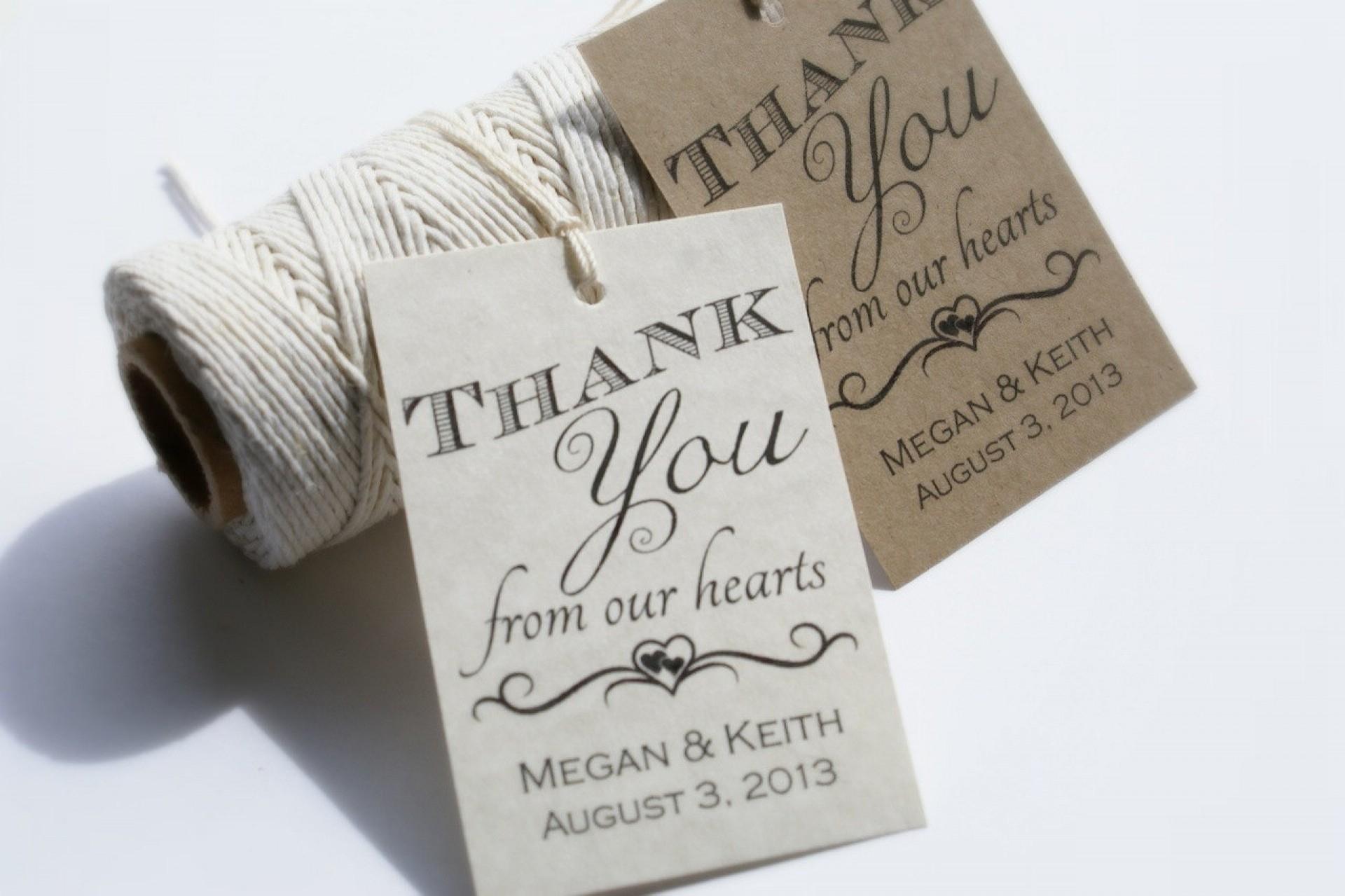 014 Wedding Thank You Favor Tags Printable 5566 Template ~ Ulyssesroom - Free Printable Wedding Thank You Tags