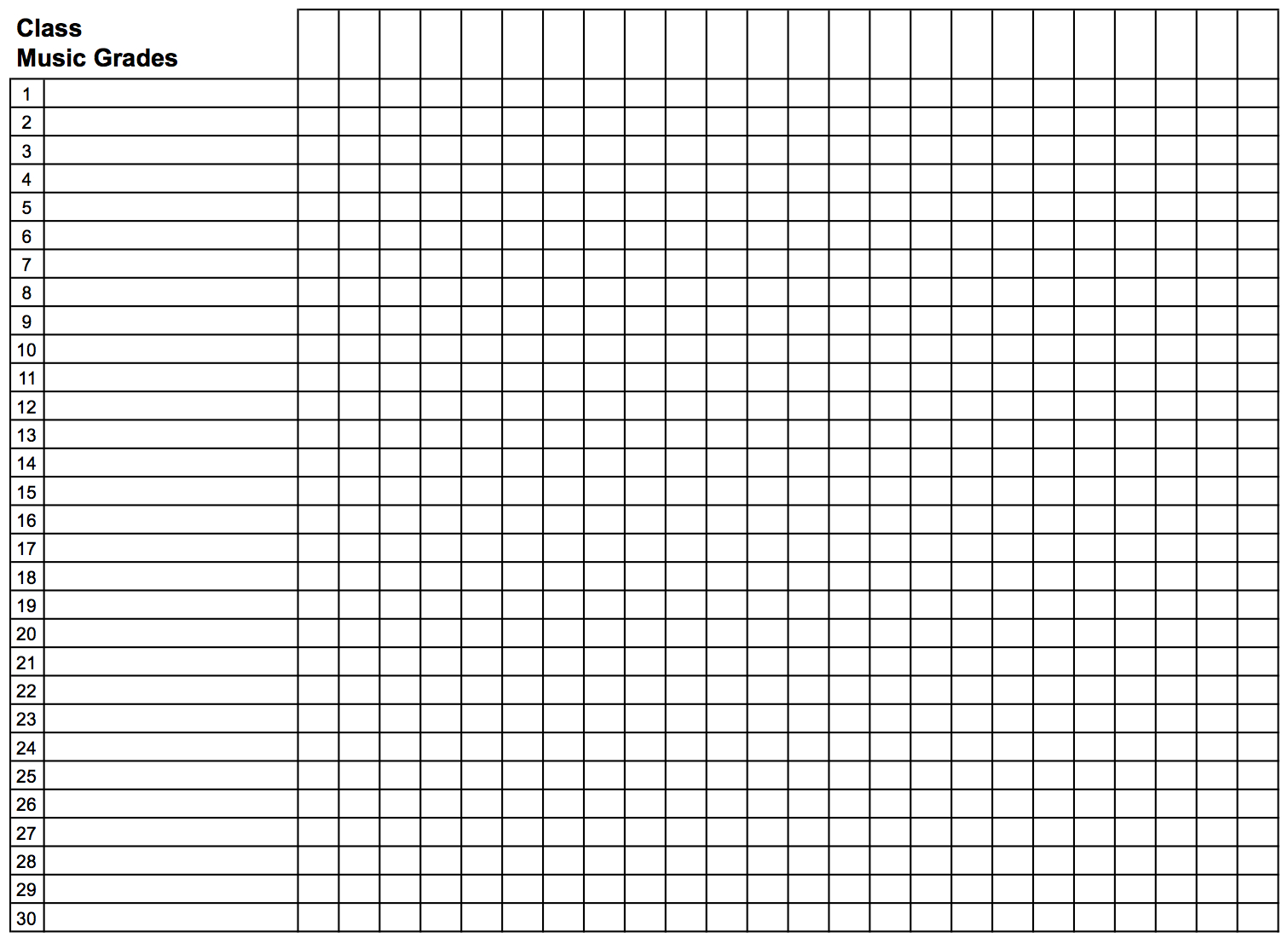 015 Teacher Grade Book Template Free Printable Grading Scale For - Free Printable Gradebook