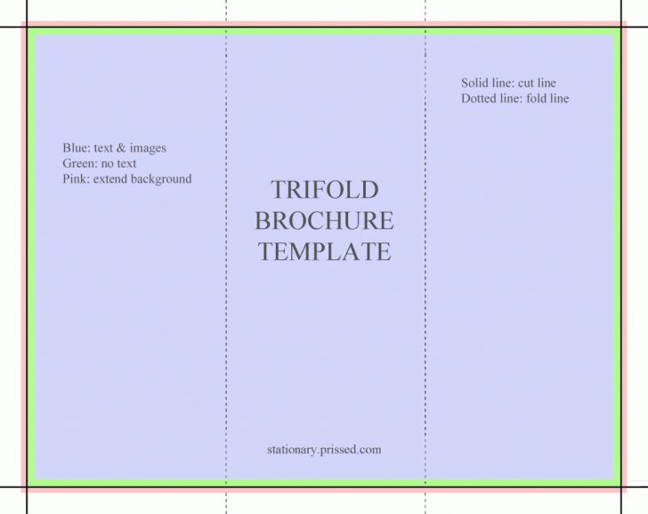 Free Printable Brochure Templates