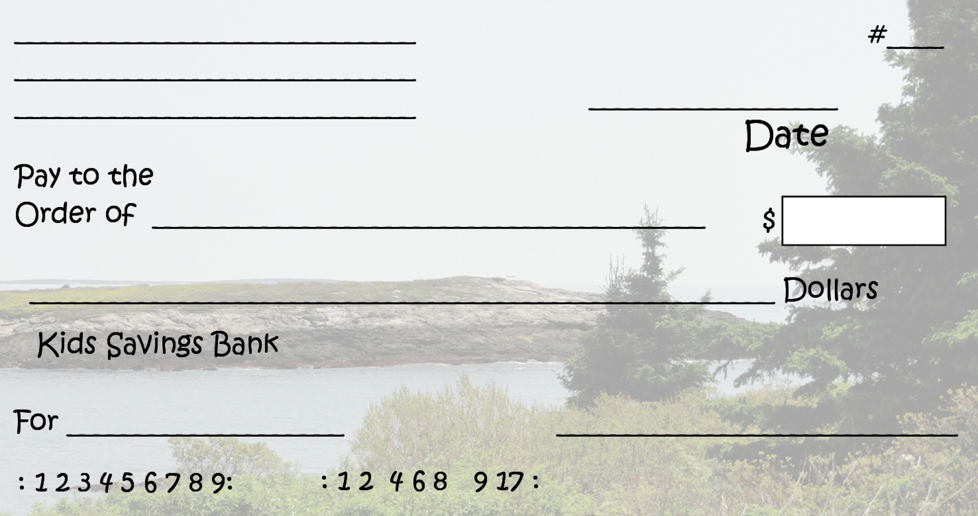 017 Free Printable Checks Template ~ Ulyssesroom - Free Printable Checks Template