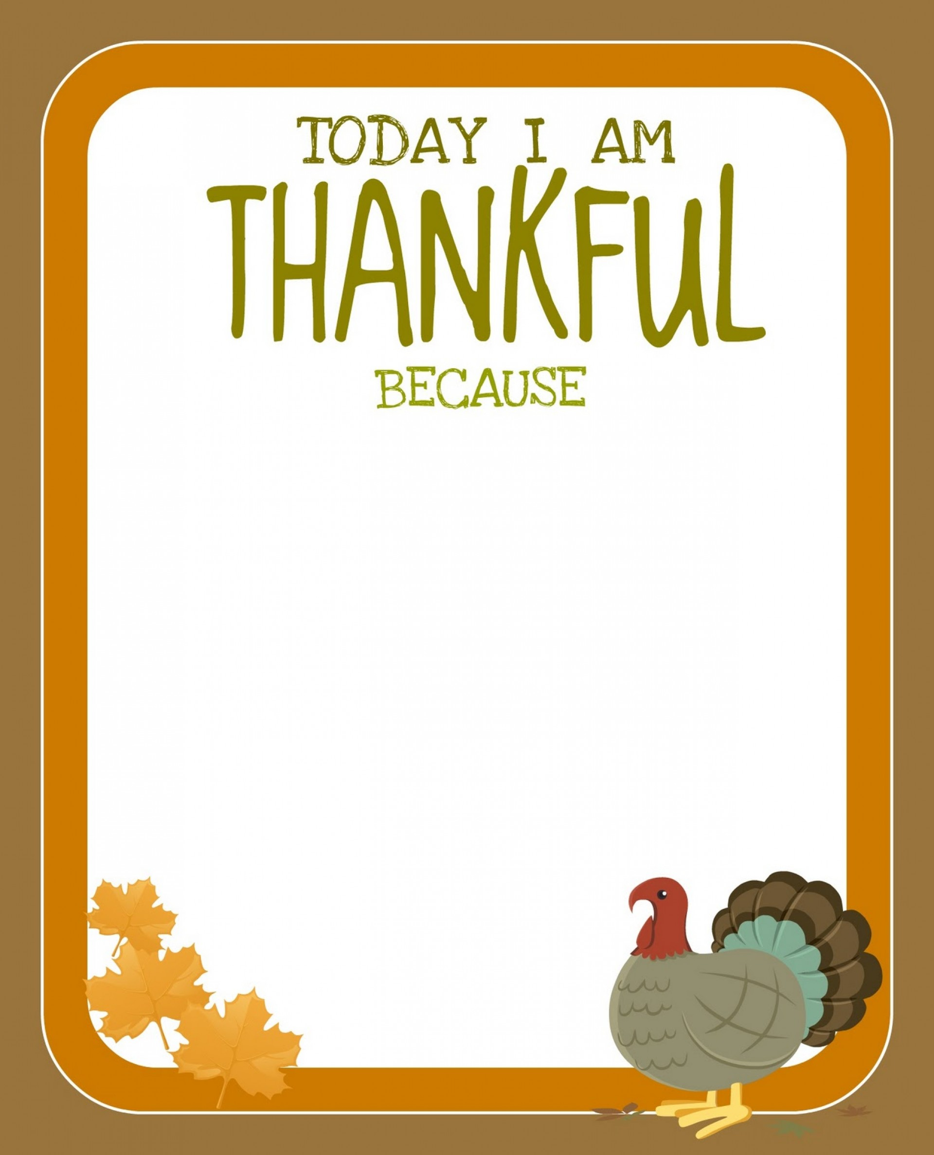 020 Note Card Template Free Printable Thanksgiving Cards ~ Ulyssesroom - Free Printable Thanksgiving Cards