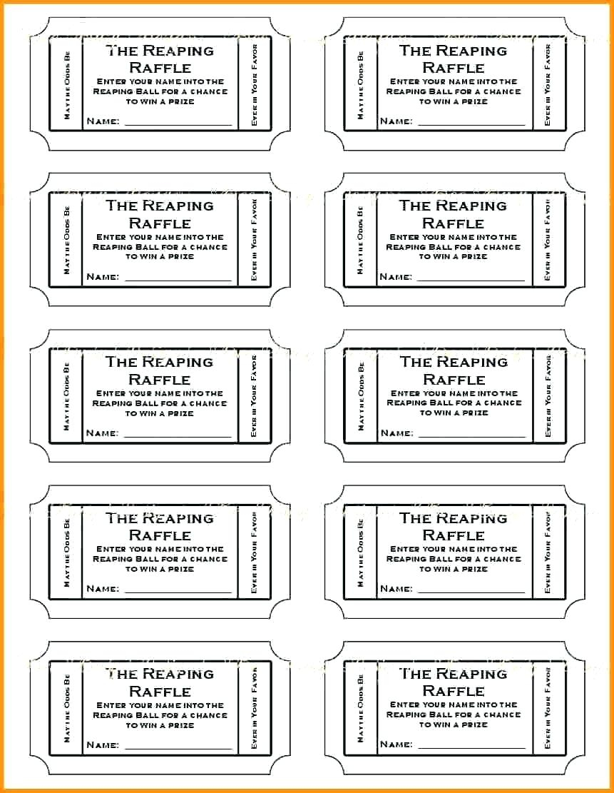 025 Ticket Template Free Word Editable Templates Excel Formats Ideas - Free Printable Raffle Ticket Template Download