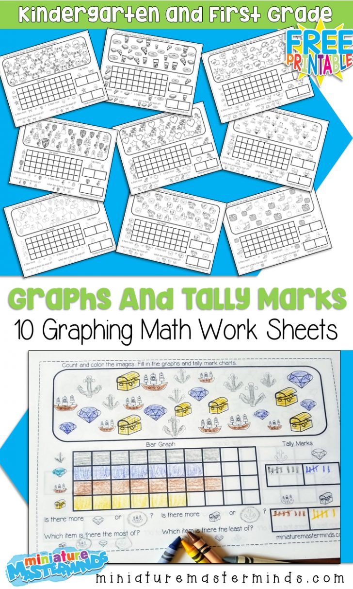 Free Printable Graphs For Kindergarten