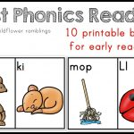 10 Phonics Readers For Early Reading   Free Printable Phonics Books For Kindergarten