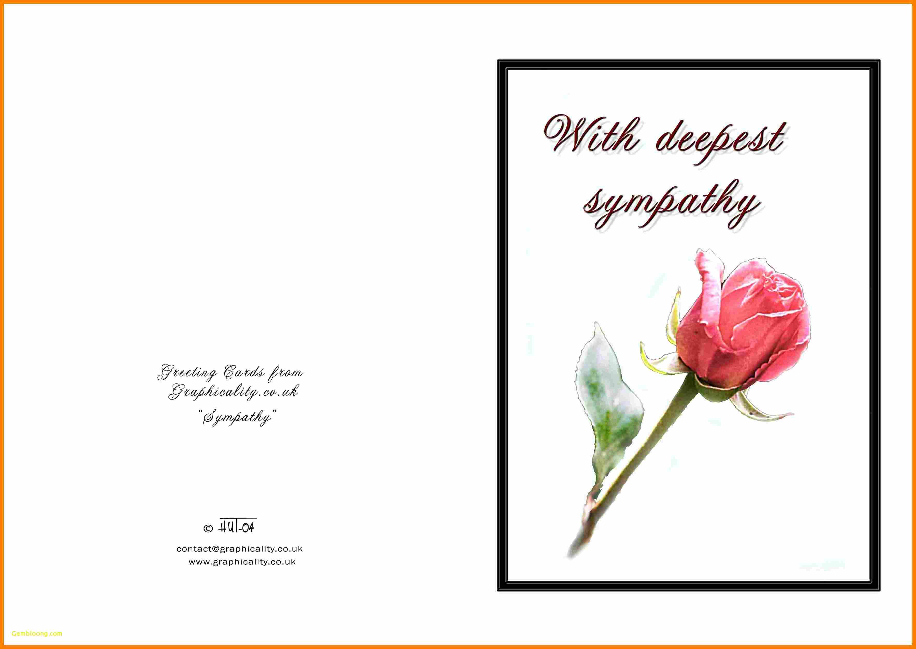 10+ Printable Sympathy Cards | Fax Coversheet - Free Printable Sympathy Cards