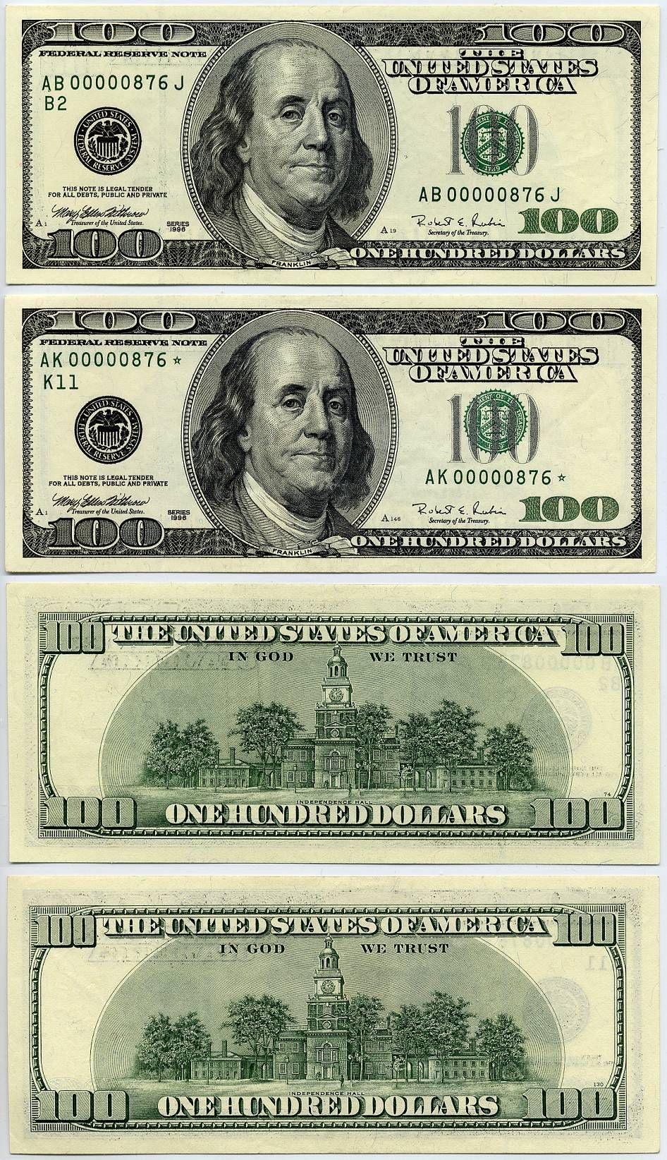 100 Dollar Bill Printable Actual Size   Clipart 100 Dollar Bill - Free Printable Million Dollar Bill