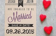 Free Printable Save The Date Birthday Invitations