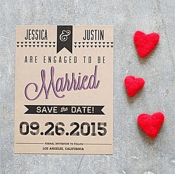 Free Printable Save The Date Birthday Invitations