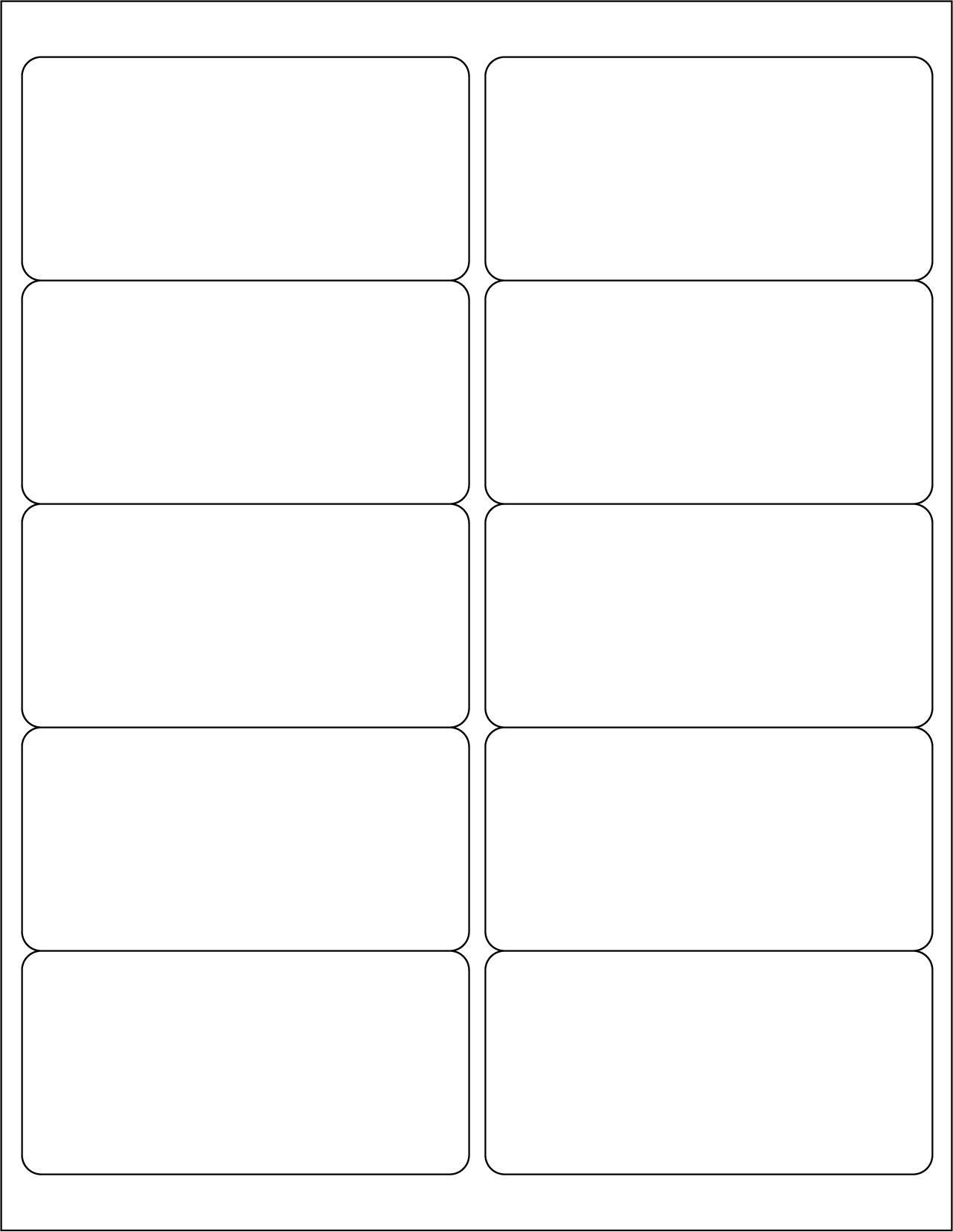 13 Design Free Printable Label Template Word Images - Free Printable - Free Printable Label Templates