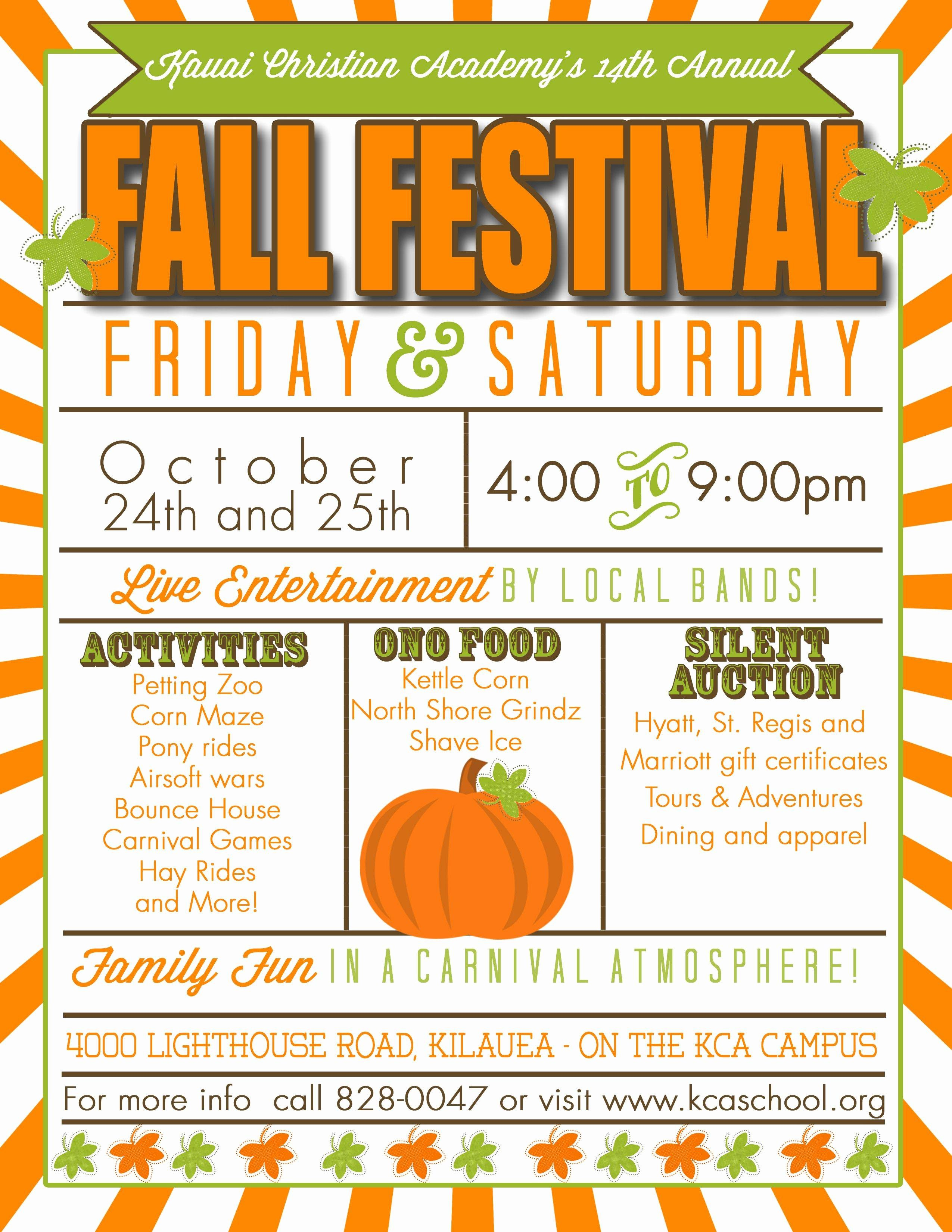 13 Free Printable Fall Festival Flyer Templates Template Modern - Free Printable Fall Festival Flyer Templates