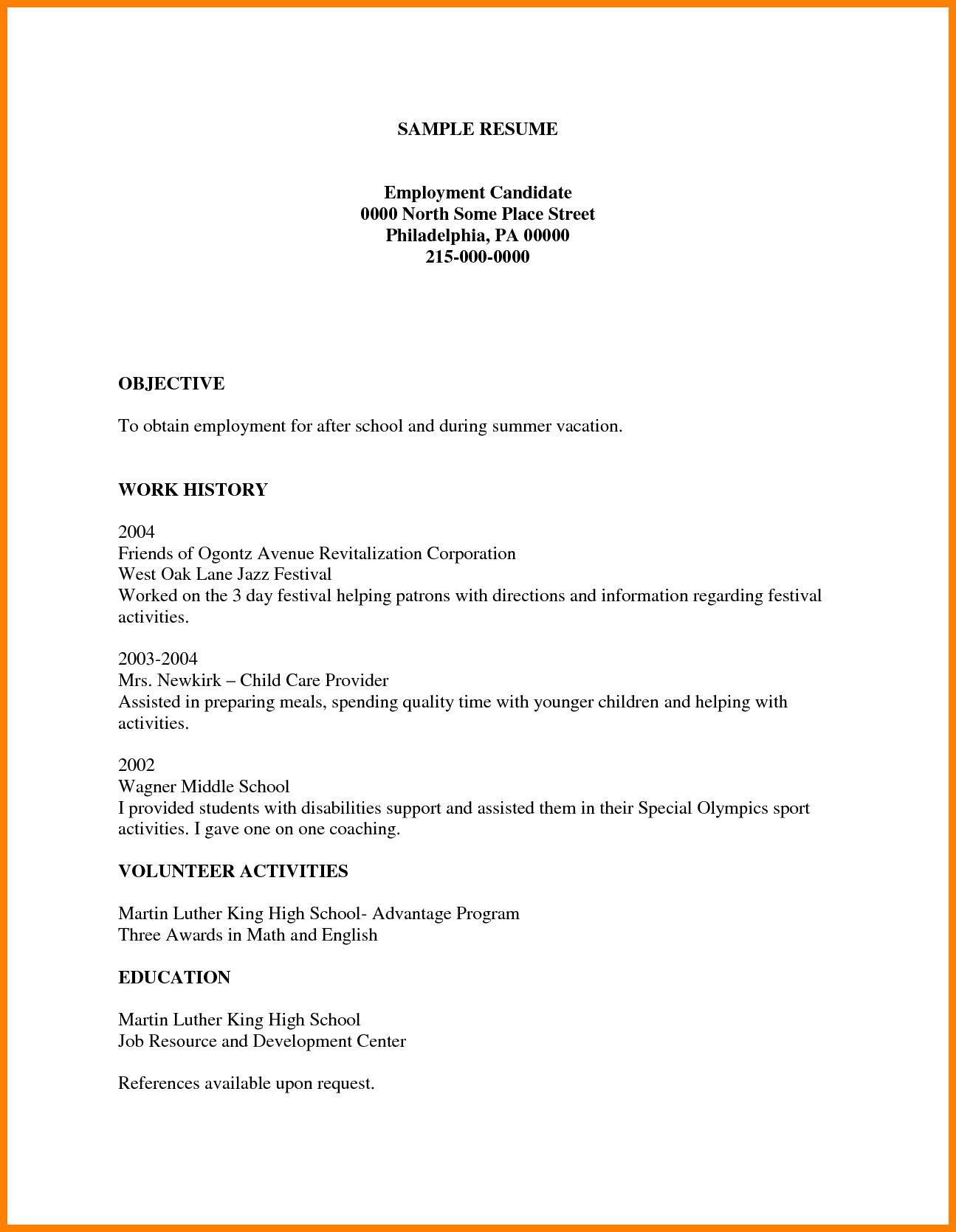 13 Free Resume Templates | 3-Free Resume Templates | Pinterest - Free Online Resume Templates Printable