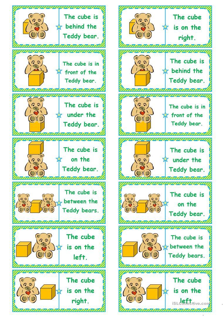 137 Free Esl Memory Game Worksheets - Free Printable Memory Exercises