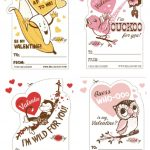 15 Of The Best Free Printable Valentine's Cards For The Classroom   Free Printable Valentines Day Cards For Mom And Dad
