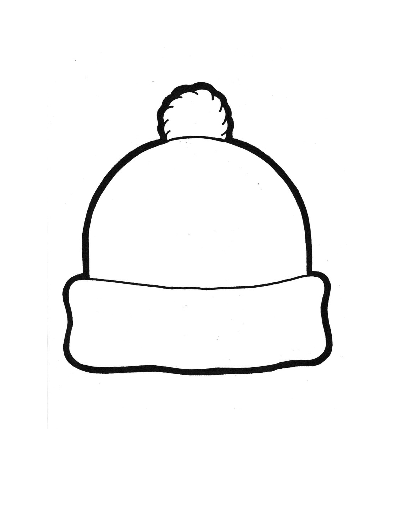 15 Snowman Hat Template Images - Printable Snowman Hat Pattern - Free Printable Snowman Hat Templates