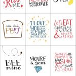 17 Free Printable Valentine Greeting Cards | Valentine's Inspiration   Free Printable Valentines Day Cards