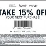 171 Best Coupons $$$ Images On Pinterest | Coupon Codes, Fashion   Free Printable American Eagle Coupons