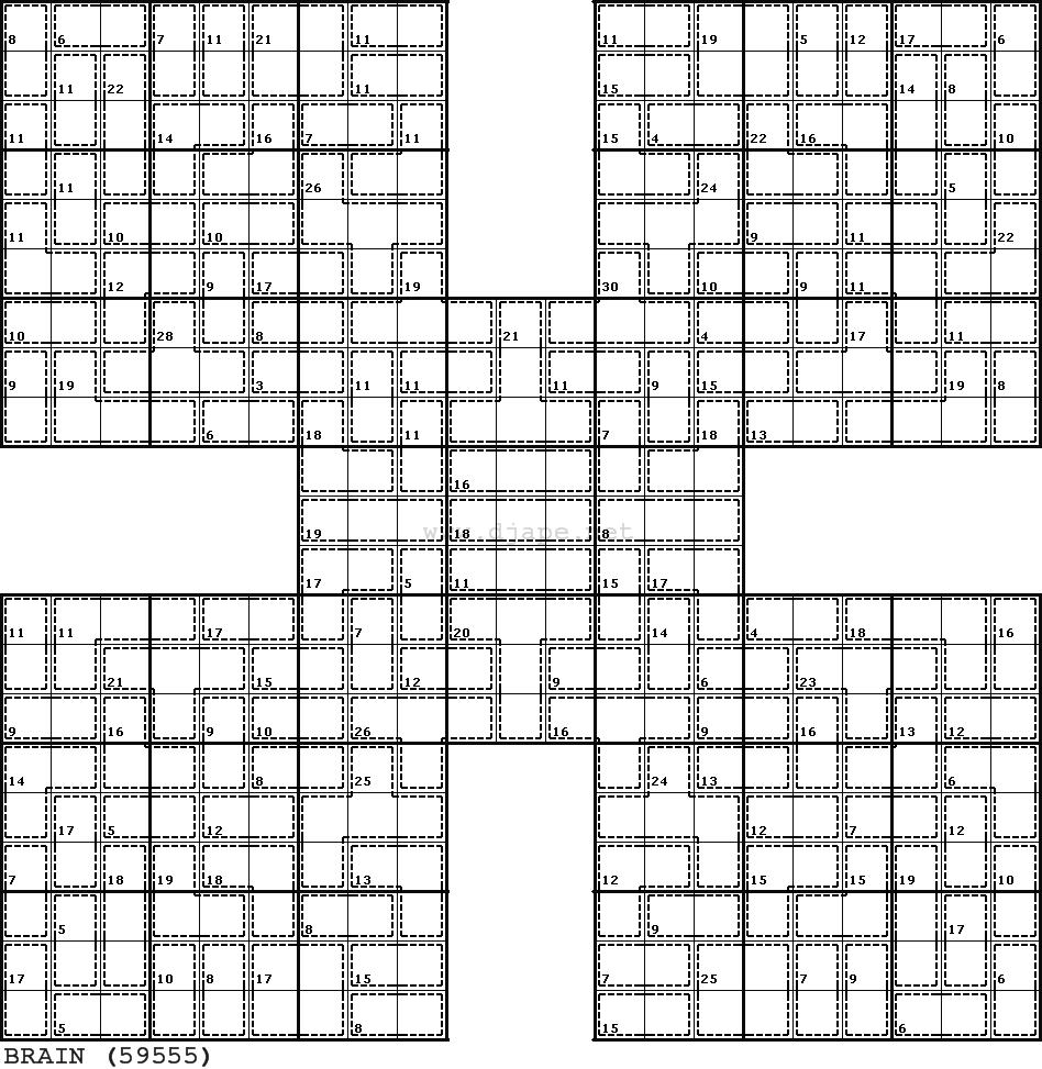 183 Meilleures Images Du Tableau Sudoku   Puzzle, Games Et Logic Puzzles - Killer Sudoku Free Printable