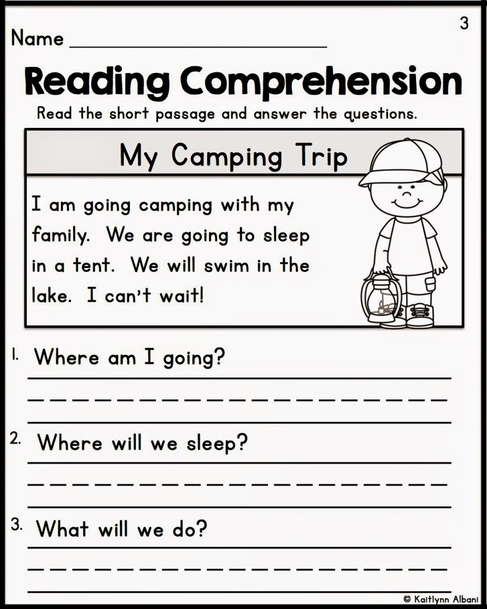 19 Free Reading Comprehension Worksheets For 4Th Grade - Free Printable Phonics Worksheets For 4Th Grade