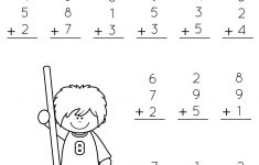 1St Grade Math And Literacy Worksheets With A Freebie – Year 2 Free Printable Worksheets
