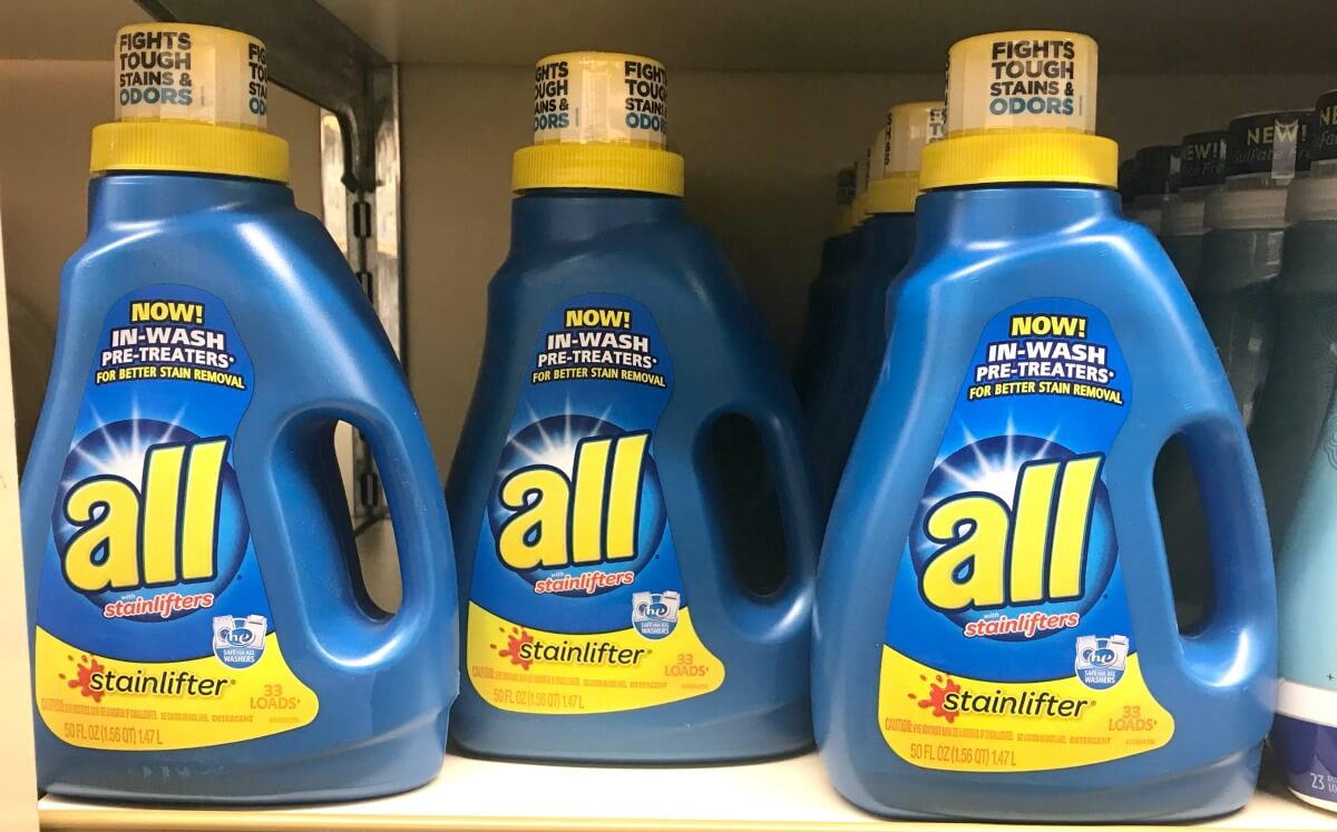 $2 In New All Laundry Detergent Coupons - $0.99 At Shoprite & More - Free All Detergent Printable Coupons