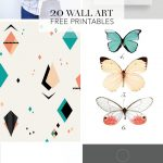 20 Favorite Wall Art Free Printables | Frases Lindas! | Ideias De   Free Printable Wall Posters