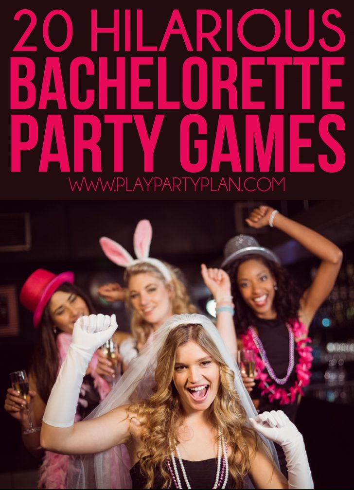 Free Printable Bachelorette Party Games