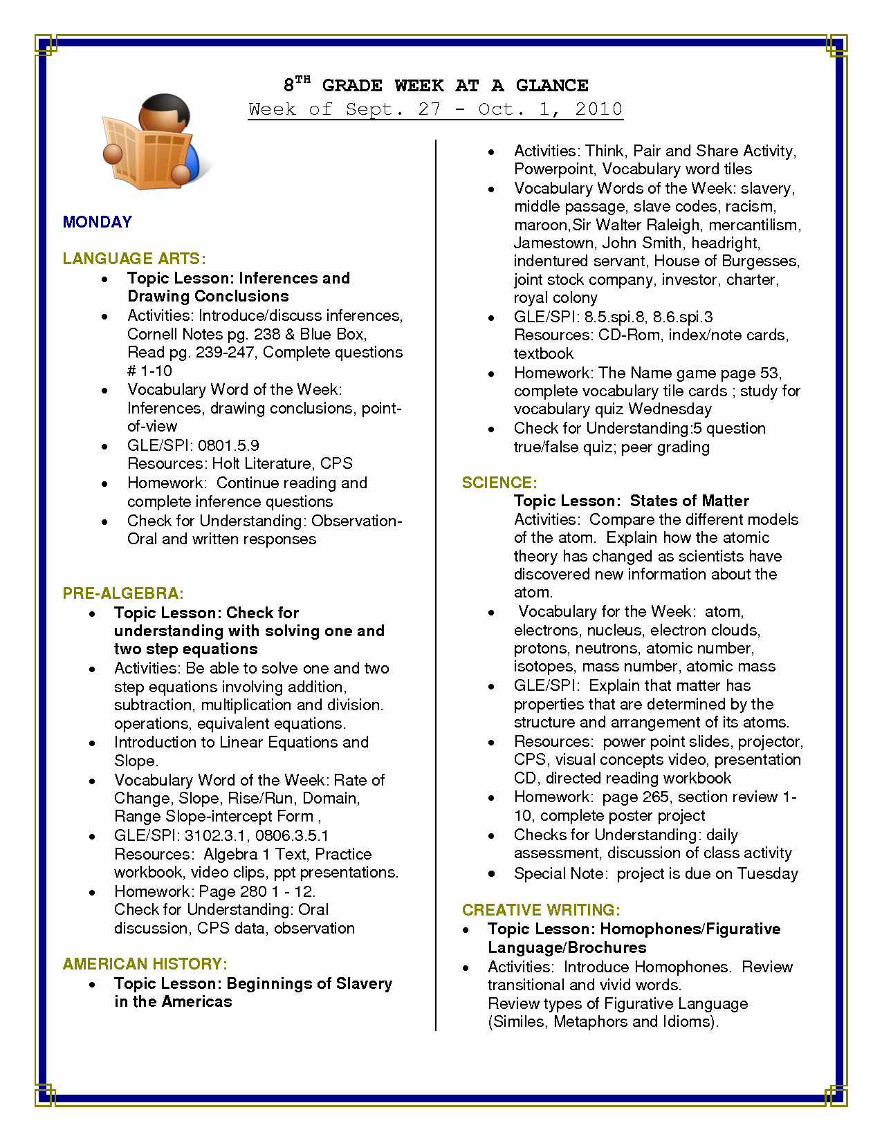 20 Reading Comprehension For 7Th Grade Free Worksheets - Free Printable 7Th Grade Vocabulary Worksheets
