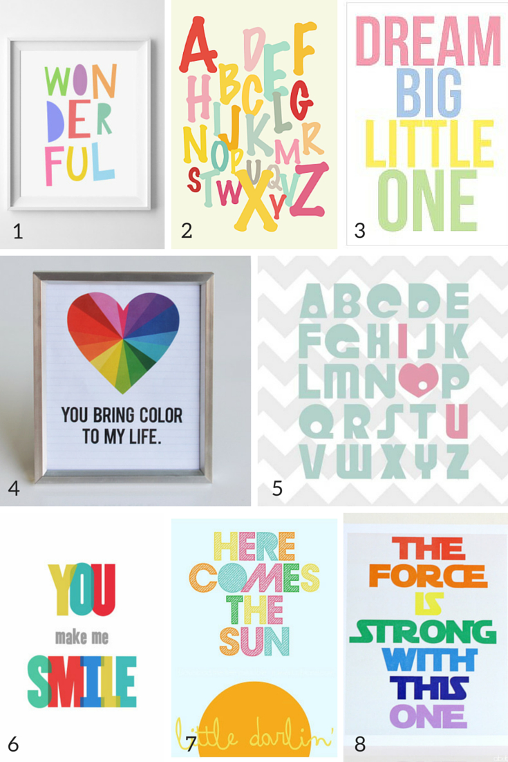 21 Free Printable Art Prints To Quickly Decorate The Barest Of Walls - Free Printable Art Pictures