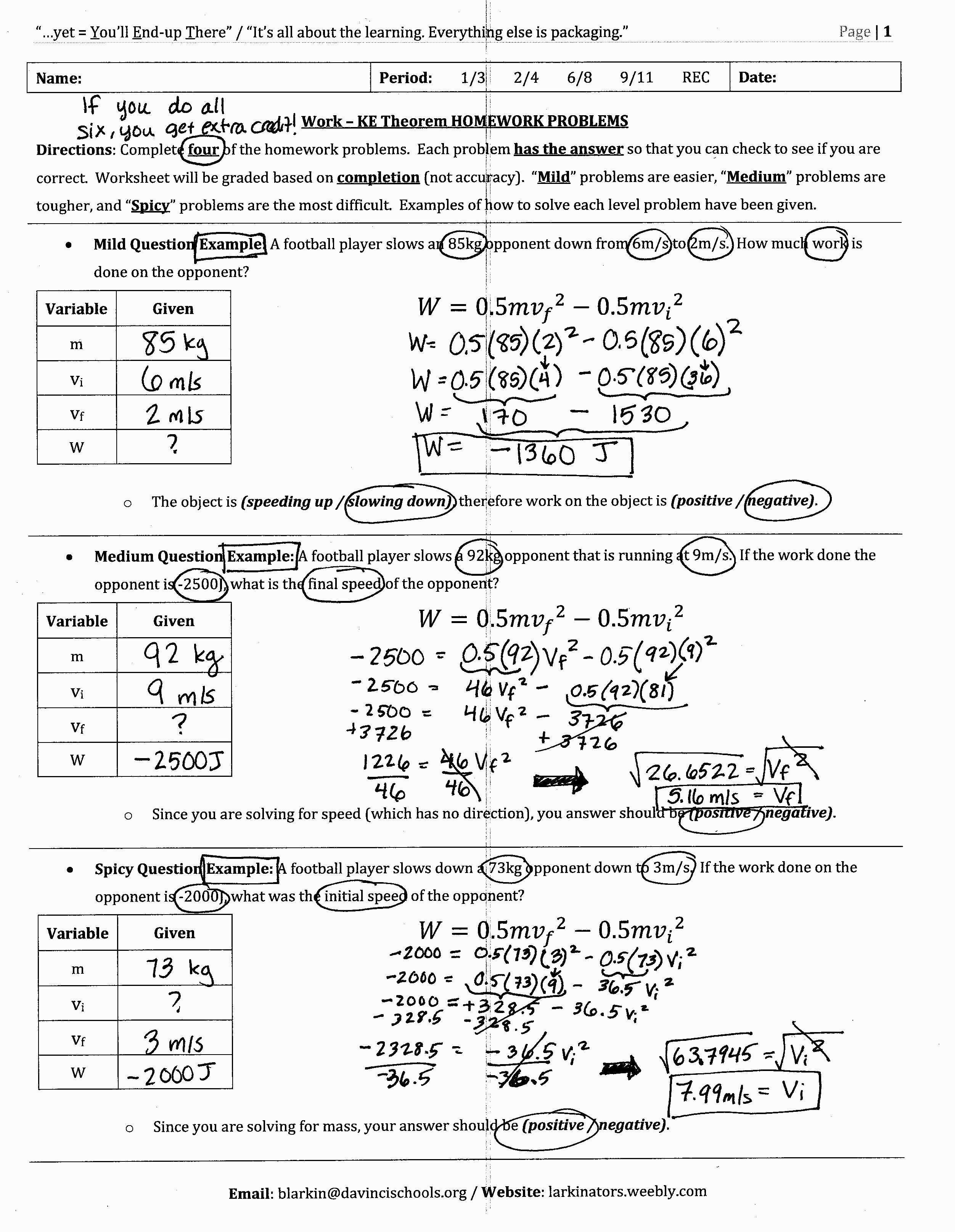 23 Fresh Work And Energy Worksheet - Cross Addiction Worksheet - Free Printable Worksheets On Potential And Kinetic Energy